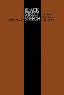 Black Street Speech av John Baugh (Heftet)