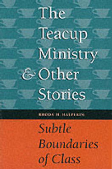 The Teacup Ministry and Other Stories av Rhoda H. Halperin (Heftet)
