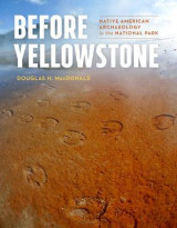 Omslag - Before Yellowstone