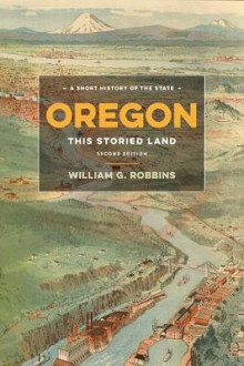 Oregon av William G. Robbins (Heftet)