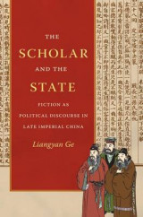 Omslag - The Scholar and the State