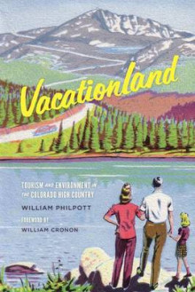 Vacationland av William Philpott (Heftet)