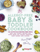 Omslag - The Allergy-Free Baby & Toddler Cookbook