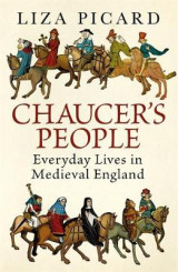 Omslag - Chaucer's People