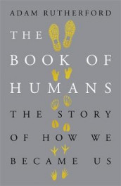 The Book of Humans av Adam Rutherford (Innbundet)