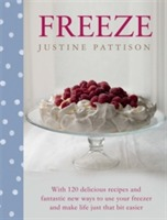 Freeze av Justine Pattison (Innbundet)