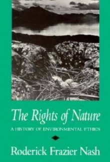 The Rights of Nature av Roderick Nash (Heftet)