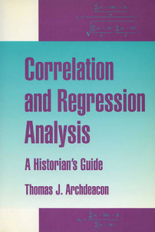 Correlation and Regression Analysis av Thomas J. Archdeacon (Heftet)