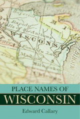 Omslag - Place Names of Wisconsin