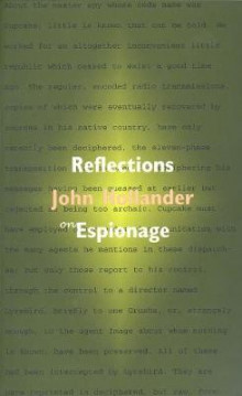 Reflections on Espionage av John Hollander (Heftet)