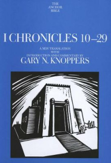 I Chronicles 10-29 av Gary N. Knoppers (Innbundet)