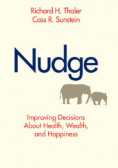 Nudge av Richard H. Thaler (Heftet)