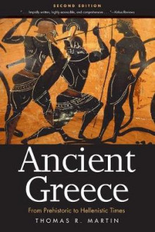 Ancient Greece av Thomas R. Martin (Heftet)