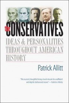 The Conservatives av Patrick Allitt (Heftet)