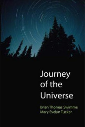 Journey of the Universe av Brian Thomas Swimme og Mary Evelyn Tucker (Innbundet)