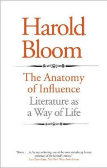 The Anatomy of Influence av Prof. Harold Bloom (Heftet)