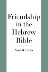Omslag - Friendship in the Hebrew Bible
