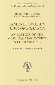 James Boswell's Life of Johnson, Volume 3 av James Boswell (Innbundet)