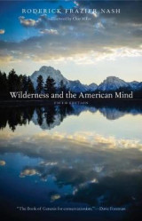 Omslag - Wilderness and the American Mind