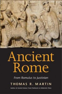 Ancient Rome av Thomas R. Martin (Heftet)