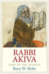 Omslag - Rabbi Akiva