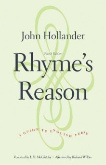 Rhyme's Reason av John Hollander (Heftet)