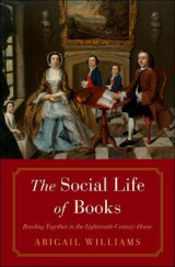Omslag - The Social Life of Books