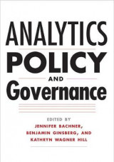 Omslag - Analytics, Policy, and Governance