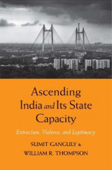 Omslag - Ascending India and its State Capacity