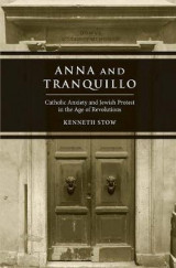 Omslag - Anna and Tranquillo