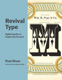 Revival Type av Paul Shaw (Innbundet)