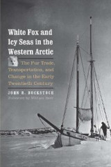 Omslag - White Fox and Icy Seas in the Western Arctic