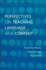 Omslag - Perspectives on Teaching Language and Content