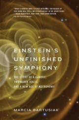 Omslag - Einstein's Unfinished Symphony