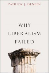 Omslag - Why Liberalism Failed