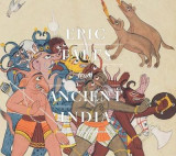 Omslag - Epic Tales from Ancient India