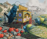 Omslag - David Wiesner and the Art of Wordless Storytelling