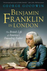 Omslag - Benjamin Franklin in London
