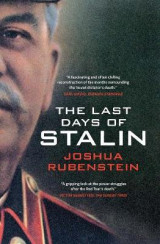 Omslag - The Last Days of Stalin
