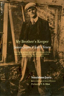 My Brother's Keeper av Stanislaus Joyce, Professor Richard Ellmann og T. S. Eliot (Heftet)