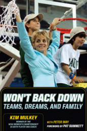 Won't Back Down av Peter May og Kim Mulkey (Innbundet)