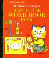 Best Little Word Book Ever av Richard Scarry (Innbundet)