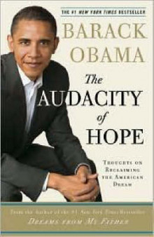 The Audacity of Hope av President Barack Obama (Heftet)