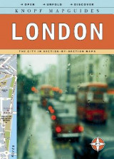 Omslag - Knopf Mapguide London