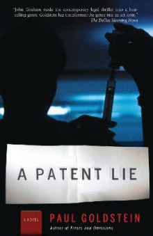 A Patent Lie av Paul Goldstein (Heftet)