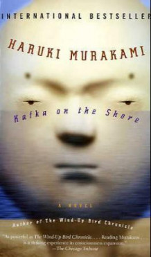 Kafka on the shore av Haruki Murakami (Heftet)