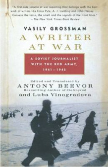 A Writer at War av Vasily Grossman (Heftet)