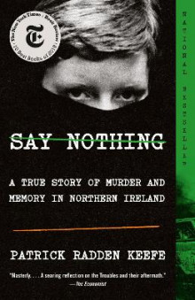 Say Nothing av Patrick Radden Keefe (Heftet)