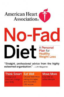 American Heart Association No-Fad Diet av American Heart Association (Heftet)