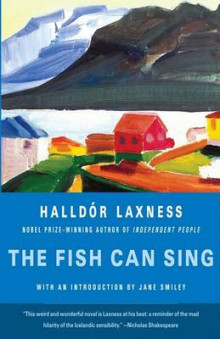 The Fish Can Sing av Halldor Laxness (Heftet)
